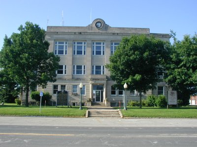 Putnam County, Missouri Courthouse